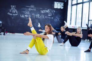 танцевальные меиятрия